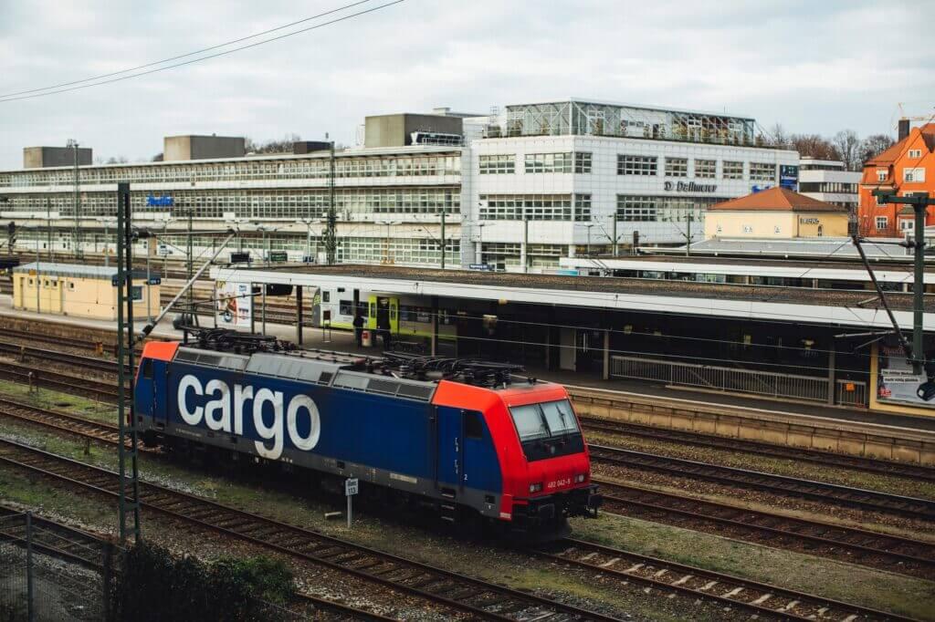 международные перевозки грузов поездом
